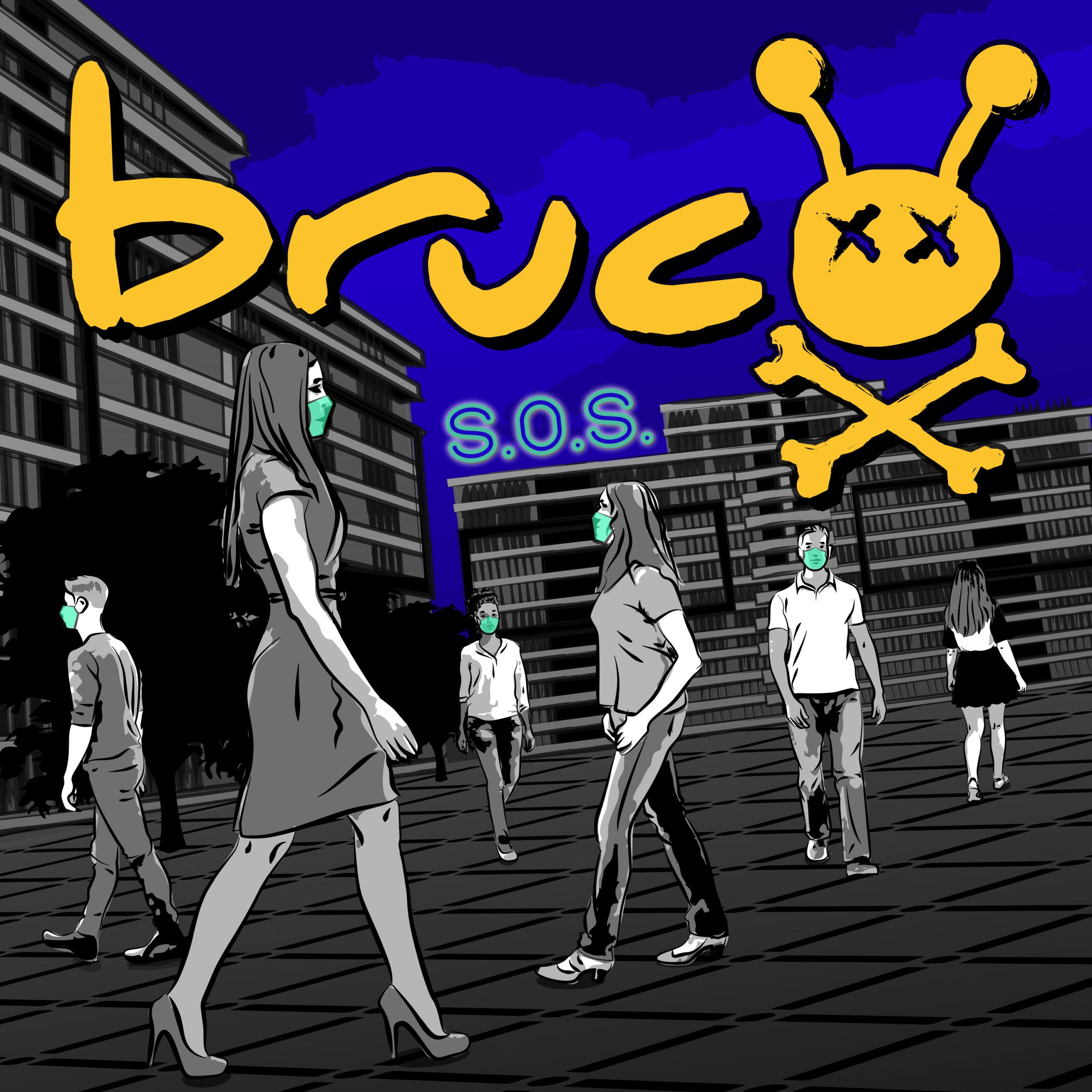 BRUCO SOS singolo copertina